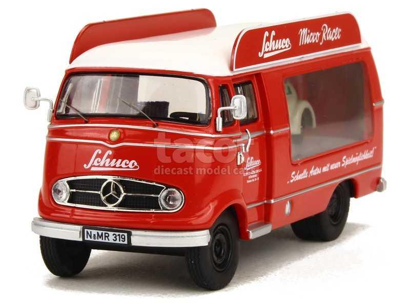 86992 Mercedes L319 Schuco Micro Racer