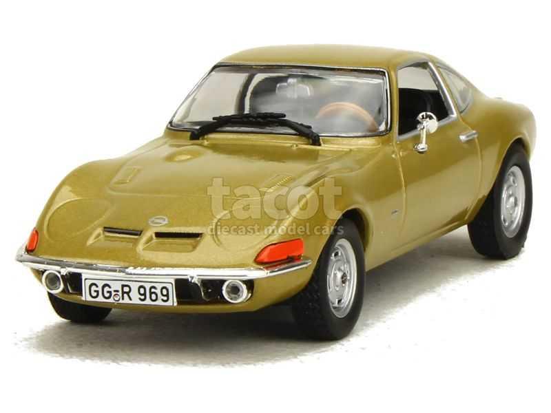 87050 Opel GT 1900 1968