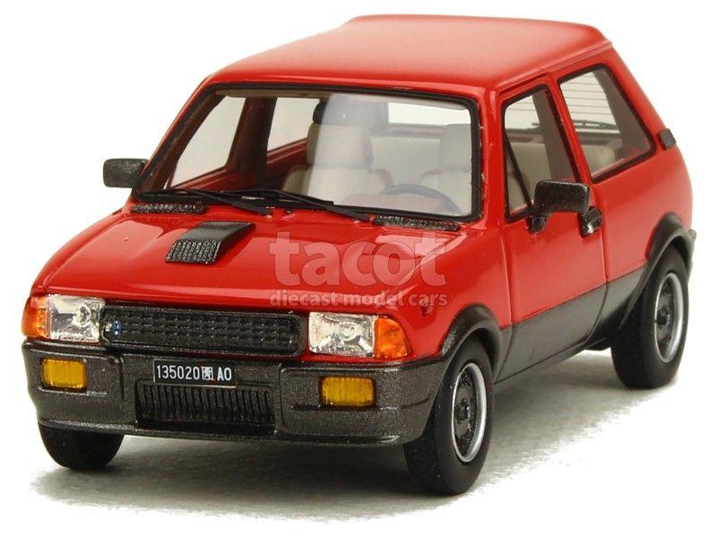 87113 Innocenti Mini De Tomaso MKII 1983