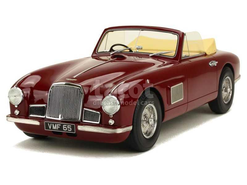 87147 Aston Martin DB2 Cabriolet 1950