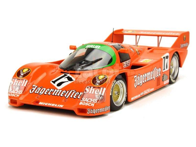 87192 Porsche 962C 1000Km Spa 1986