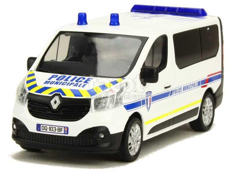 87261 Renault Trafic III Police 2014