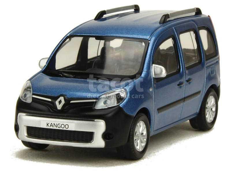 87284 Renault Kangoo II Ludospace 2013