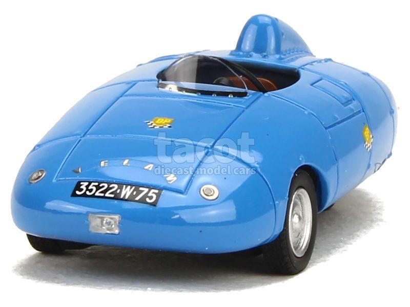 87311 Isetta Velam Record 1957