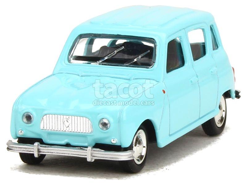 87401 Renault R4 L 1963