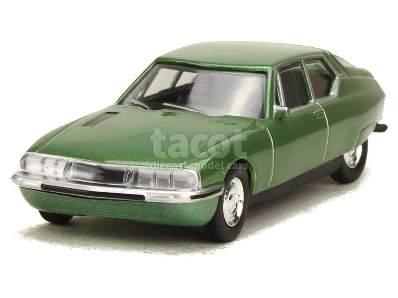 87412 Citroën SM 1972