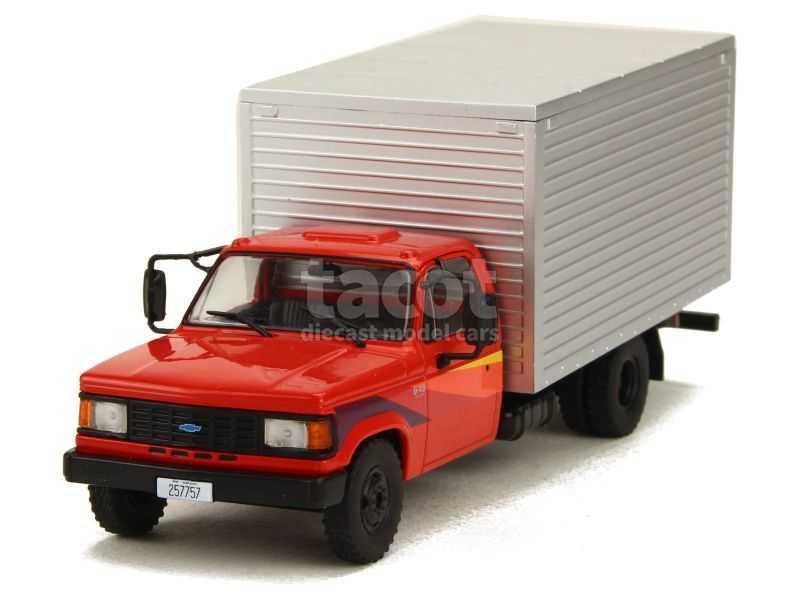 87427 Chevrolet D-40 Box Truck 1985