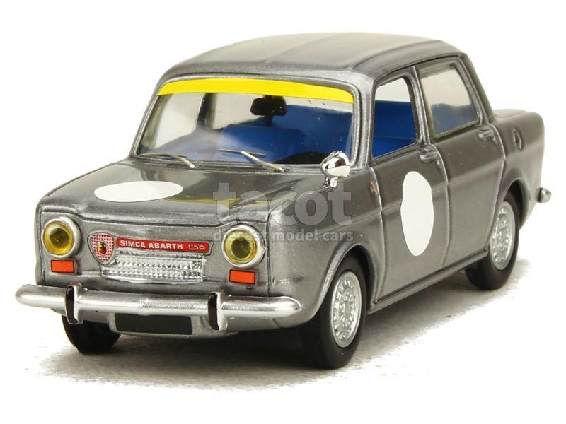 87436 Simca 1150 Abarth Rally 1963