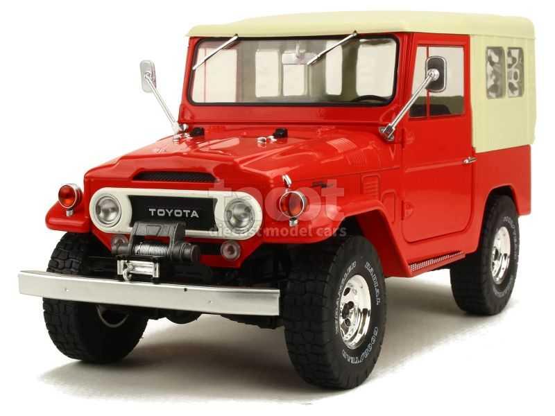 87455 Toyota Land Cruiser FJ40 1967
