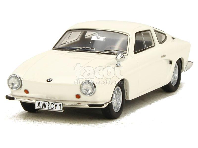 87658 BMW 700 Martini 1964