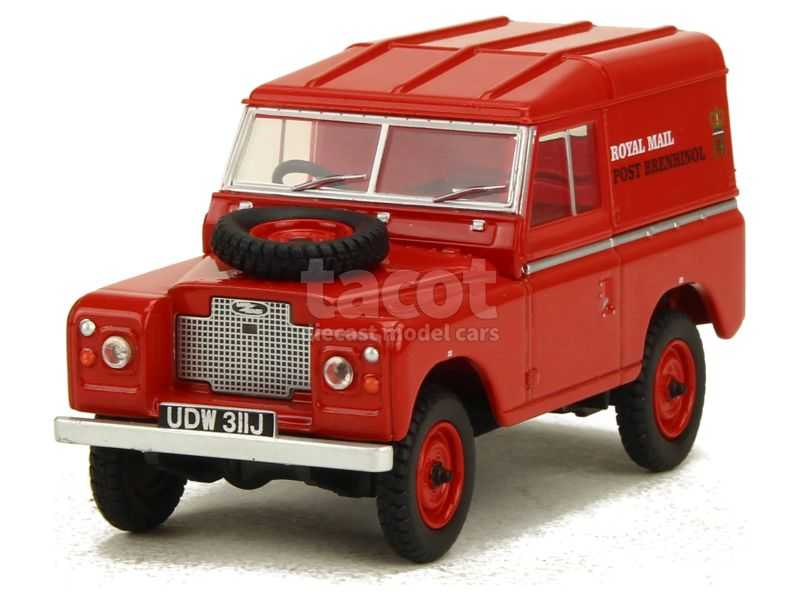 87665 Land Rover Defender Series IIA SWB Hard Top