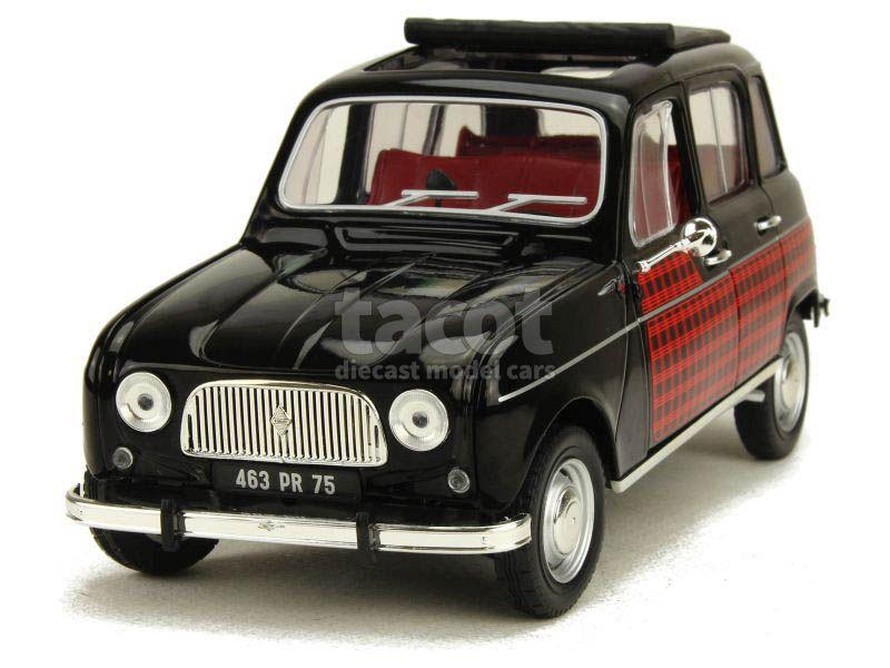87691 Renault R4 L Découvrable Parisienne 1964