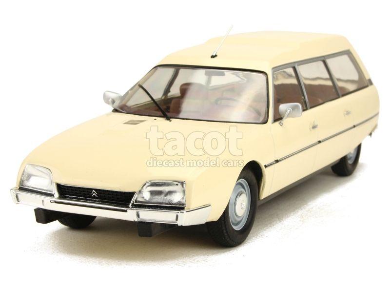 87721 Citroën CX 2500D Super Break 1976