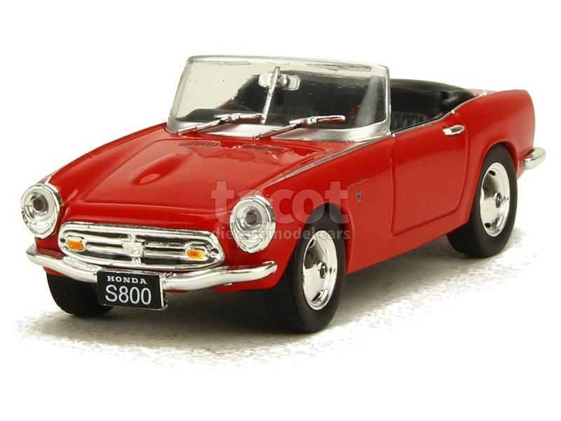 87900 Honda S800 Cabriolet 1966