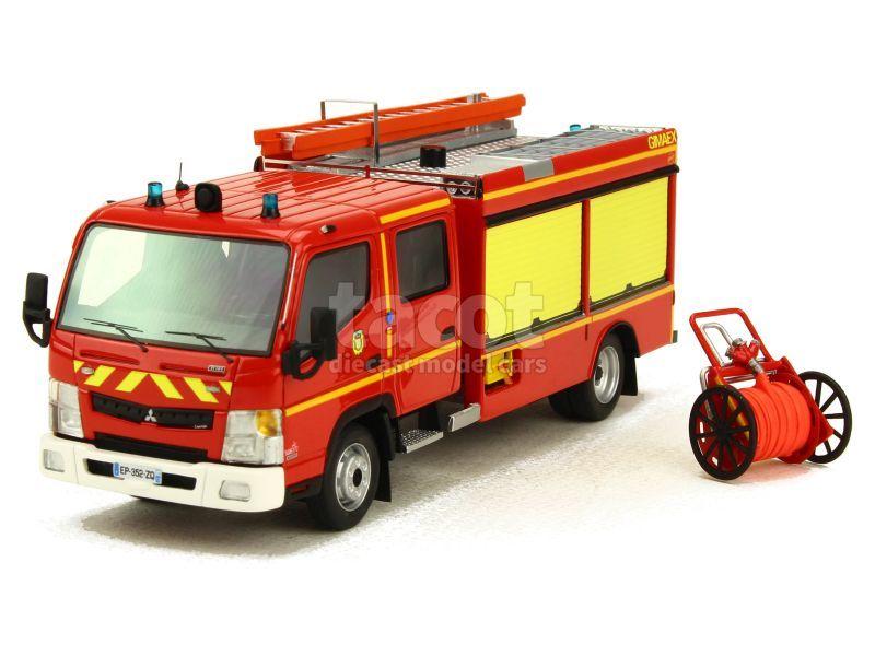 88081 Mitsubishi Fuso Canter FPTL Gimaex Pompiers