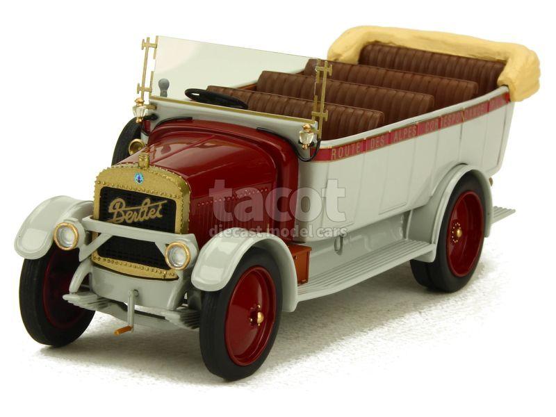 88163 Berliet 1 CB Autocar Torpédo 1921