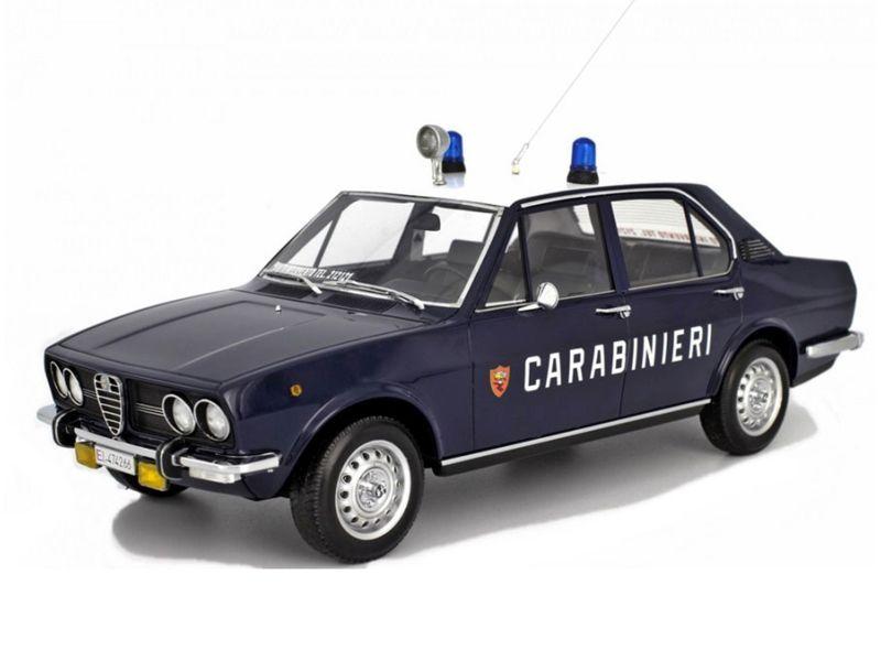 88288 Alfa Romeo Alfetta 1.8L Carabinieri 1973