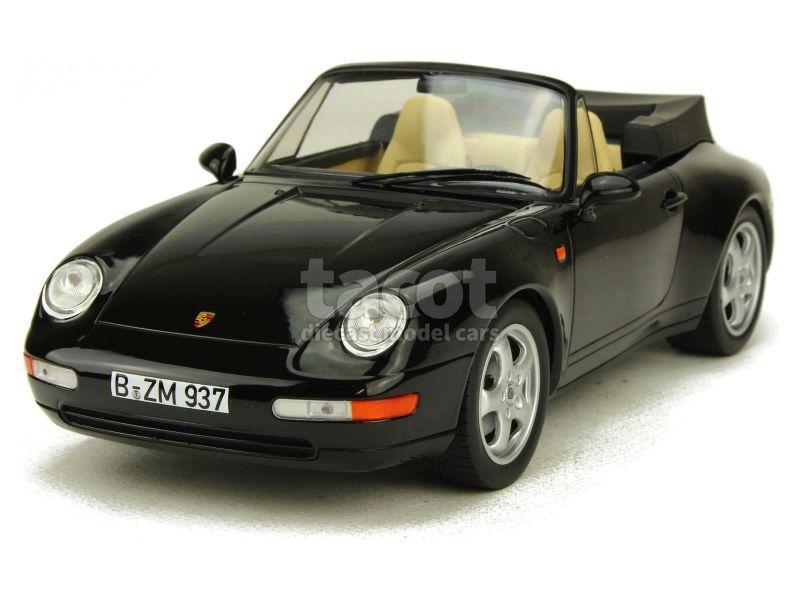 88319 Porsche 911/993 Carrera Cabriolet 1993
