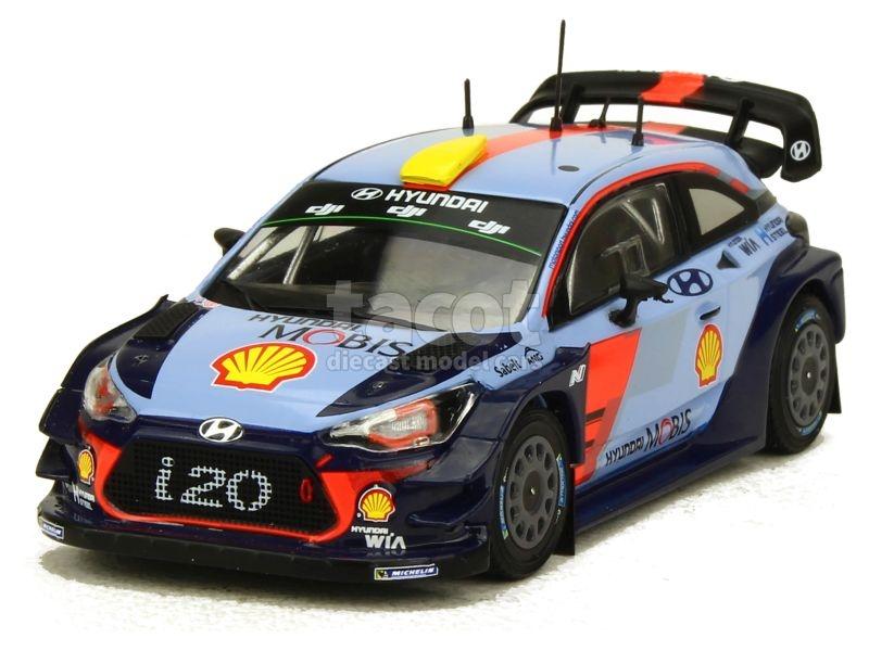 88363 Hyundai i20 Coupe WRC Spain 2017