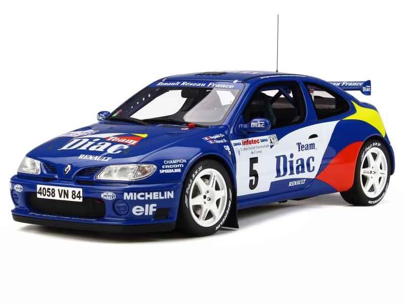 88436 Renault Megane Maxi Kit Car Tour de Corse 1996
