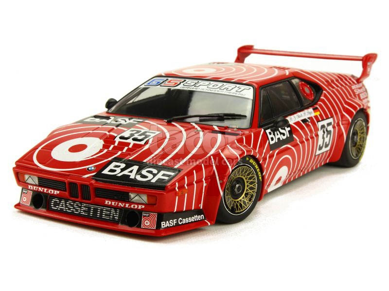 88457 BMW M1 6H Silverstone 1981