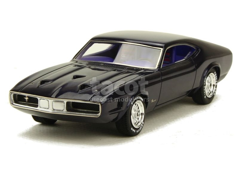88585 Ford Mustang Milano Concept 1970