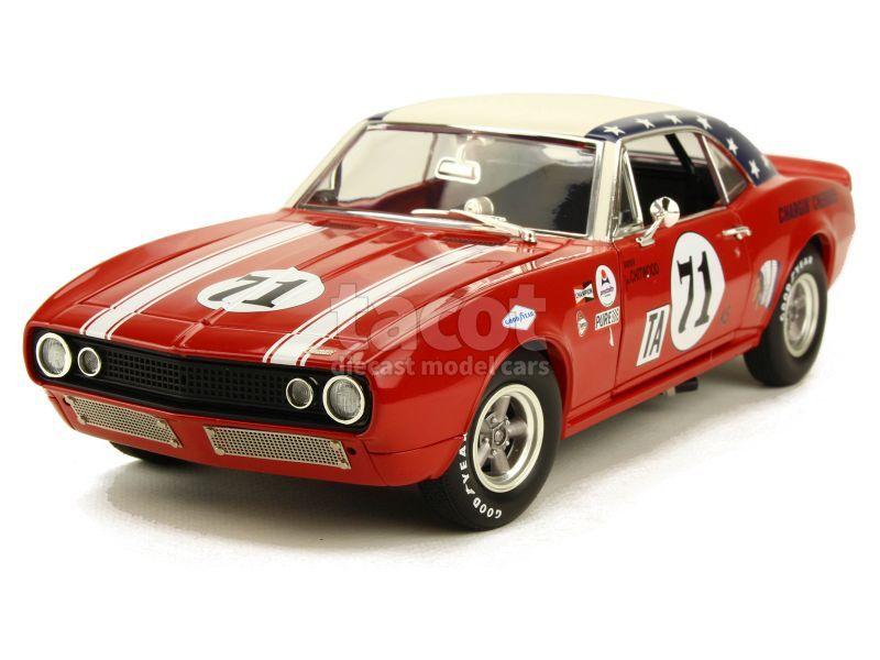 88636 Chevrolet Camaro Daytona 1968