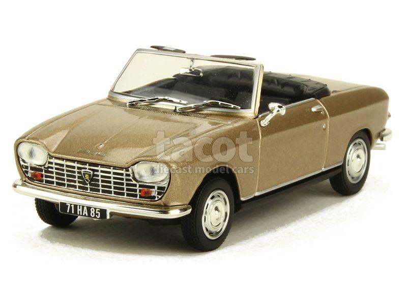 88662 Peugeot 204 Cabriolet 1967
