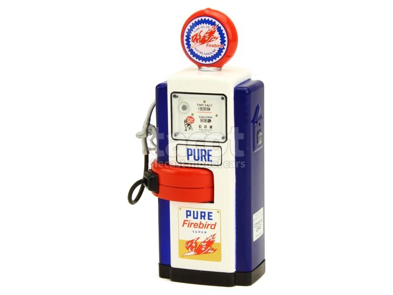 88905 Divers Pompe à Essence Pure Firebird