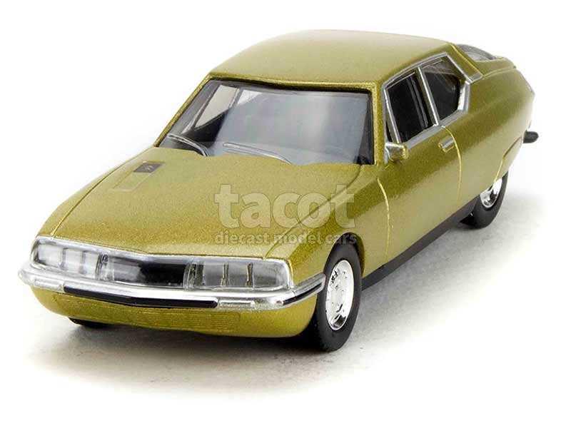 89025 Citroën SM 1970
