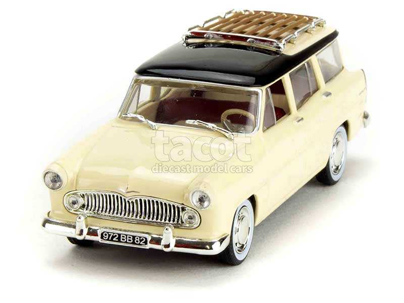 89096 Simca Vedette Marly 1957