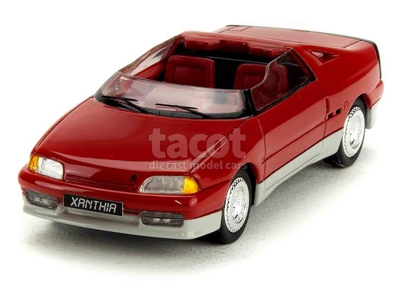 89114 Citroën Xanthia Concept 1986