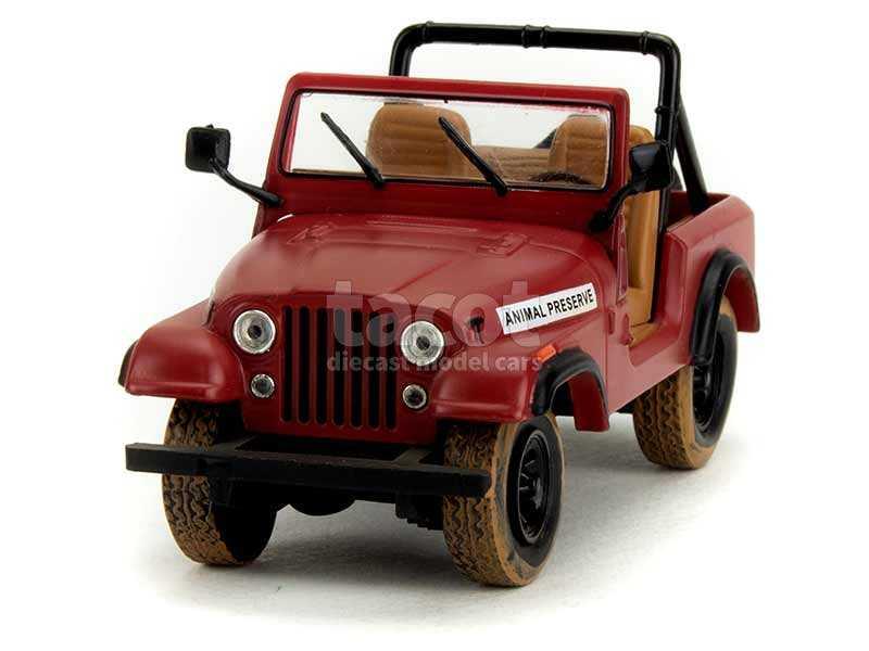89452 Jeep CJ-7 Agence Tous Risques