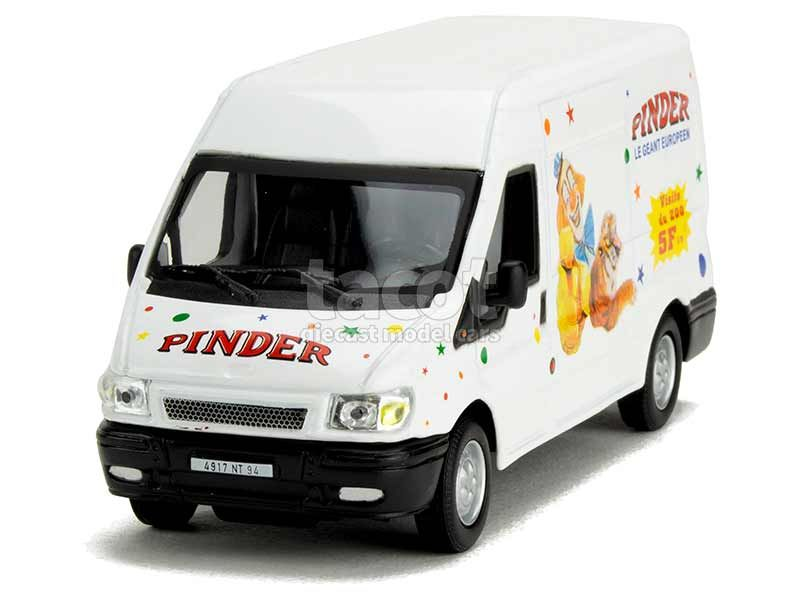 89526 Ford Transit Cirque Pinder