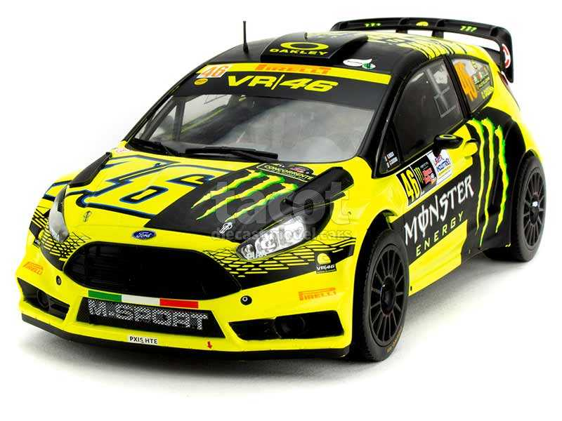 89528 Ford Fiesta RS WRC Monza Rally 2015