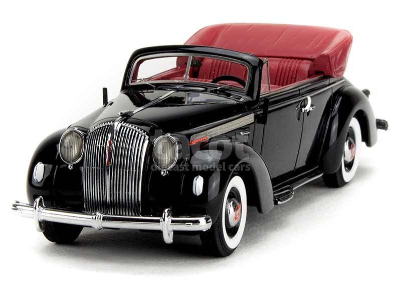 89590 Opel Admiral Cabriolet 1938
