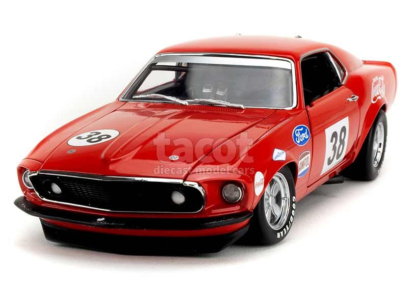89635 Ford Mustang Shelby Boss 302 TransAm 1962