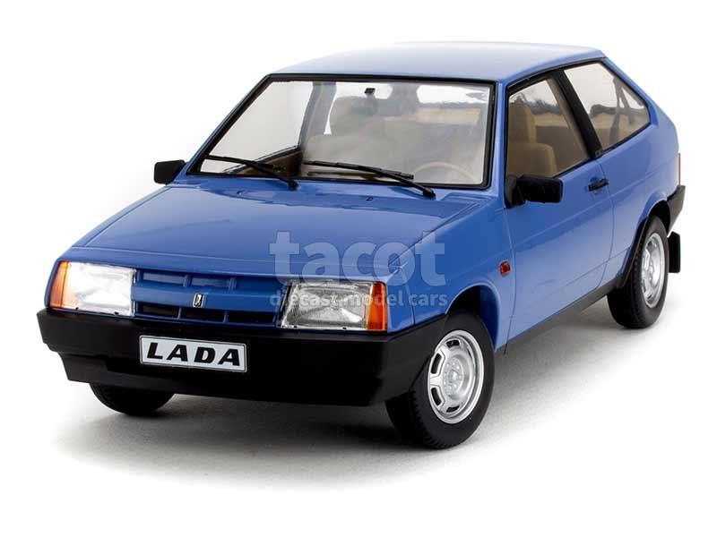 89702 Lada Samara 3 Doors 1986