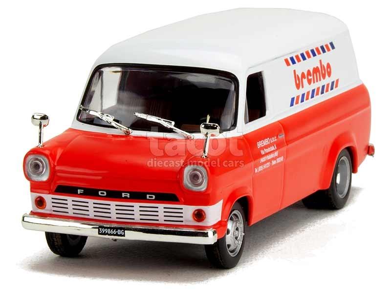 89729 Ford Transit Fourgon 1975