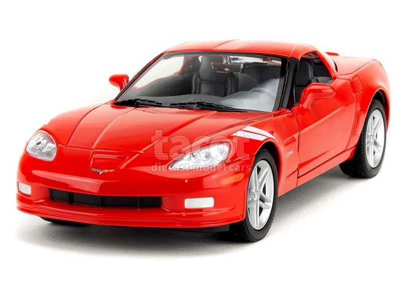 89822 Chevrolet Corvette Z06 2007