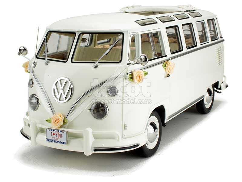 89862 Volkswagen Combi T1 Samba Bus 1962