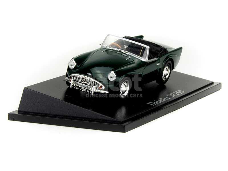 89951 Daimler SP250 Cabriolet 1962