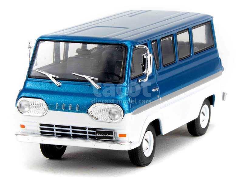 89988 Ford Econoline Minibus 1964