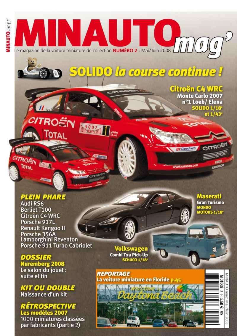 9 MINAUTO mag' No2 Mai/Juin 2008