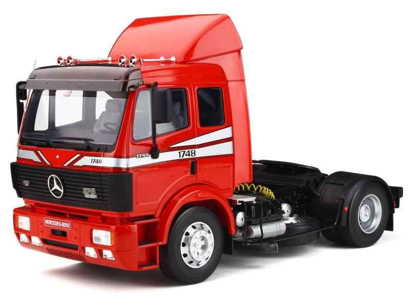 90142 Mercedes SK 1748 Tracteur 1990