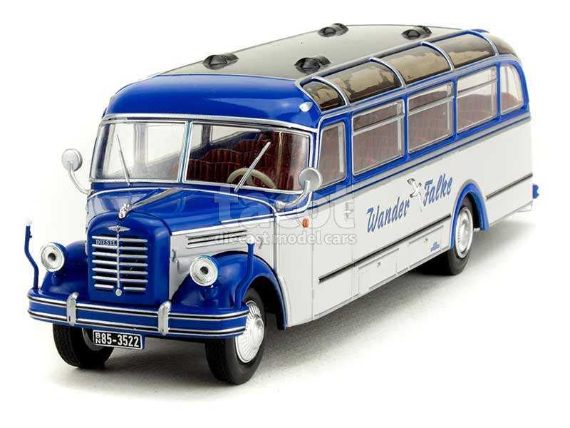 90228 Borgward BO 4000 Bus 1952
