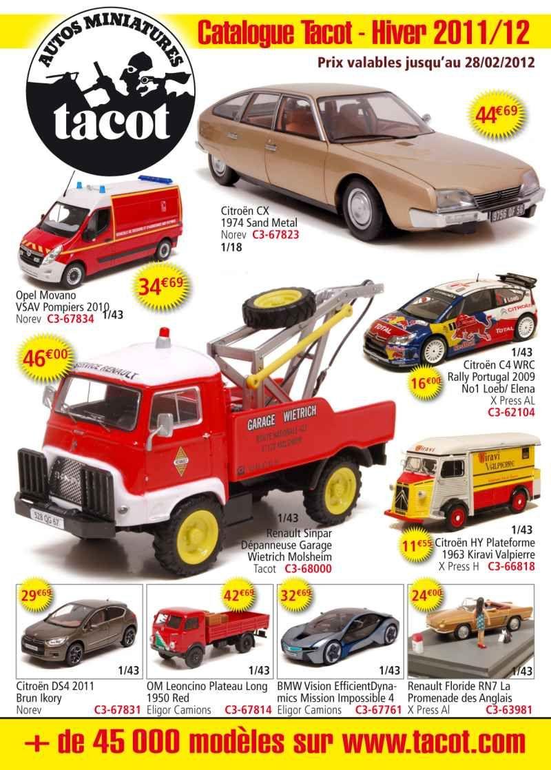 903 Catalogue tacot Hiver 2011/12