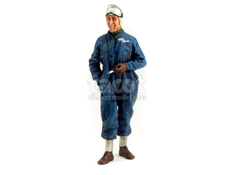 90355 Divers Tazio Nuvolari Le Mans 1933