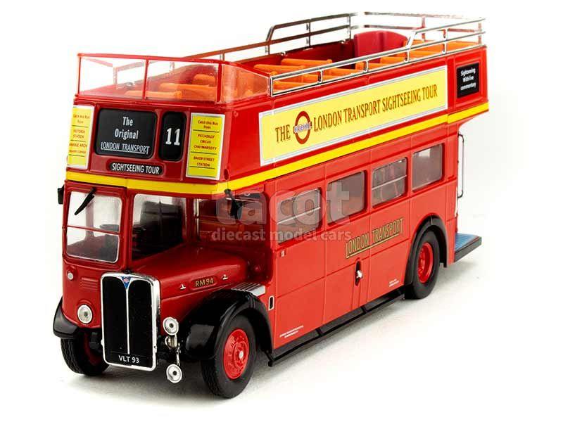 90384 AEC Regent RT Open-Top 1950