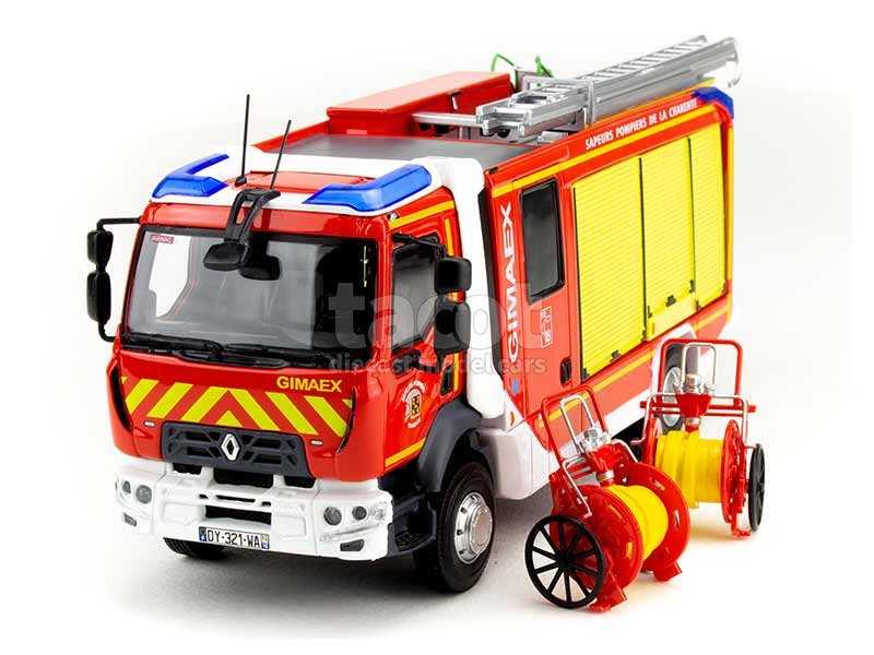 90733 Renault D16 FPT SR Gimaex Pompier
